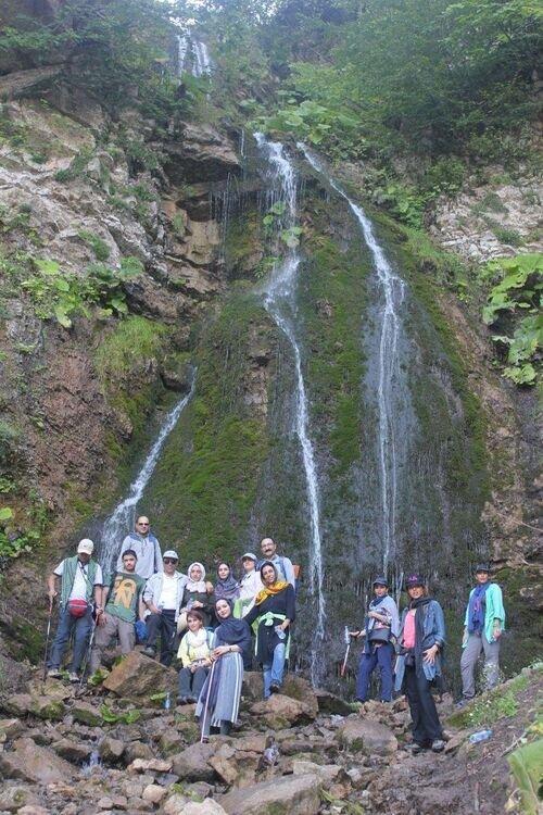 تور جنگل ابر عید غدیر 98