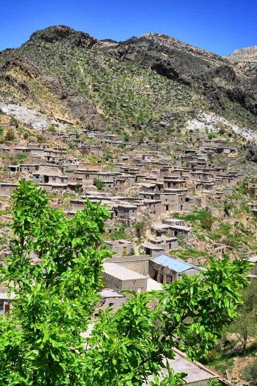 سفر آموزشی به روستای زیبای لایزنگان