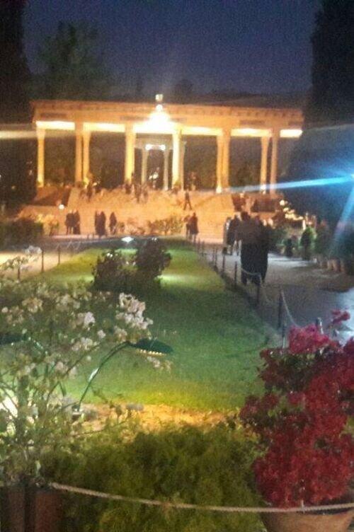 شهر فرهنگ و ادب شیراز