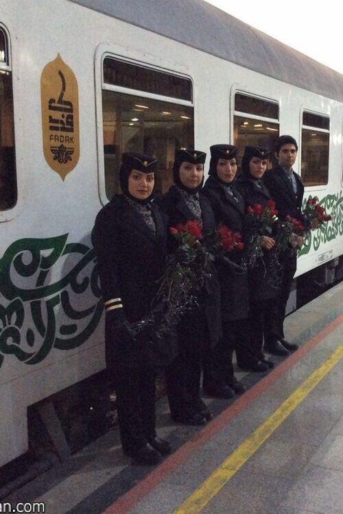 تور زمینی مشهد با قطار فدک