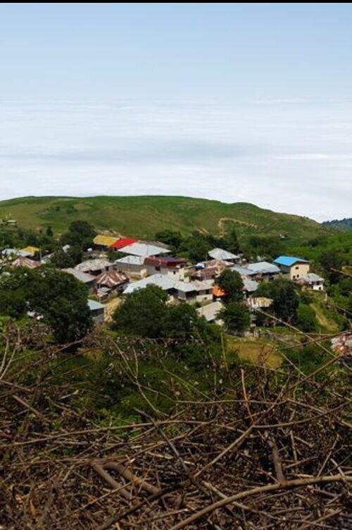 روستای فیلبند تا جنگل الیمستان