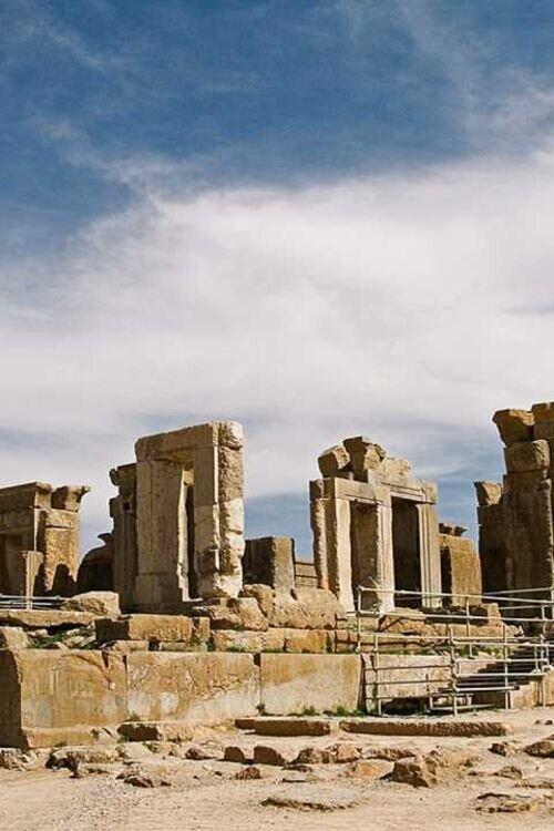 تور بیشاپور، بوشهر تا خلیج نایبند و پاسارگاد