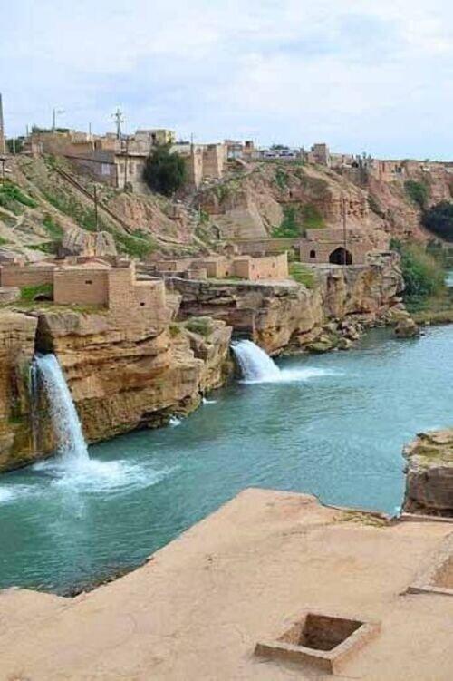 تور خوزستان شوش و شوشتر   ماهبان تور