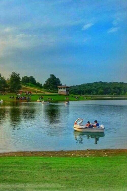 ماسوله و  دریاچه سقالکسار