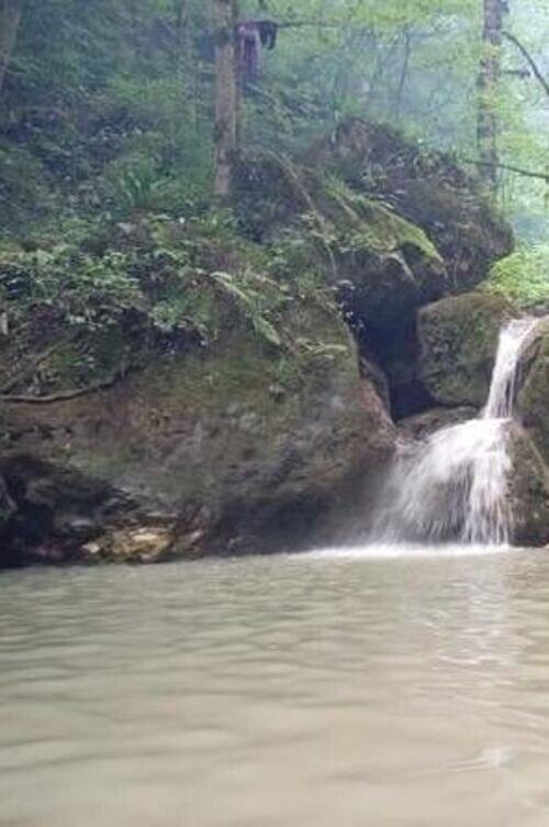 ابشار دارنو و  دریاچه فراخین