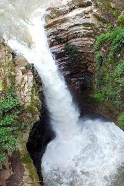 تور ساحل و جنگل گیسوم آبشار ویسادار