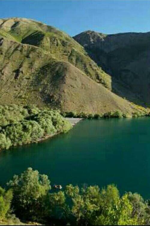 تور طبیعت گردی لرستان دریاچه گهر