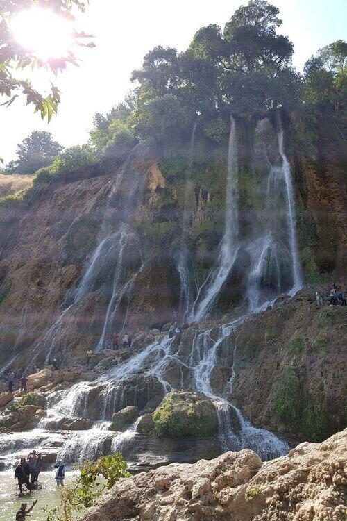 تور آبشارهای لرستان عید غدیر 98