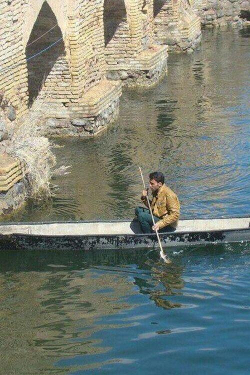 تور کویر ورزنه  با آفرود شبانه   پل  تاریخی ورزنه
