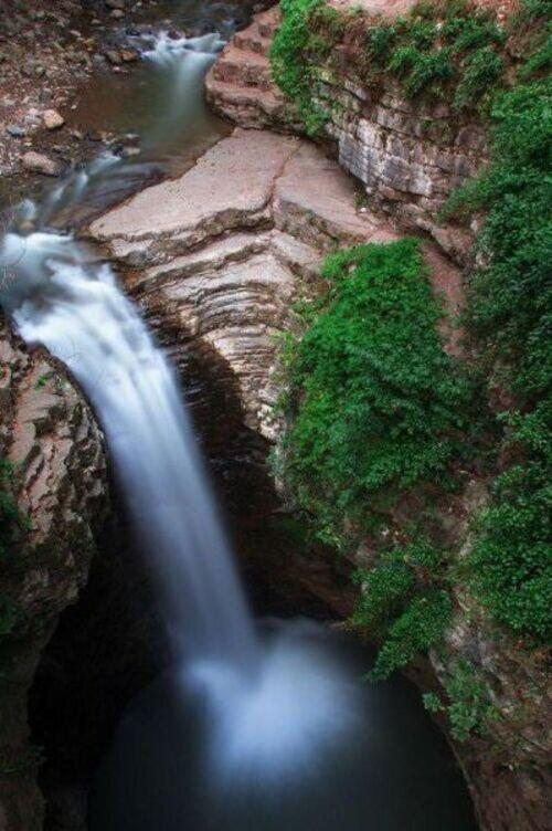تور جنگل رویایی گیسوم و آبشار ویسادار
