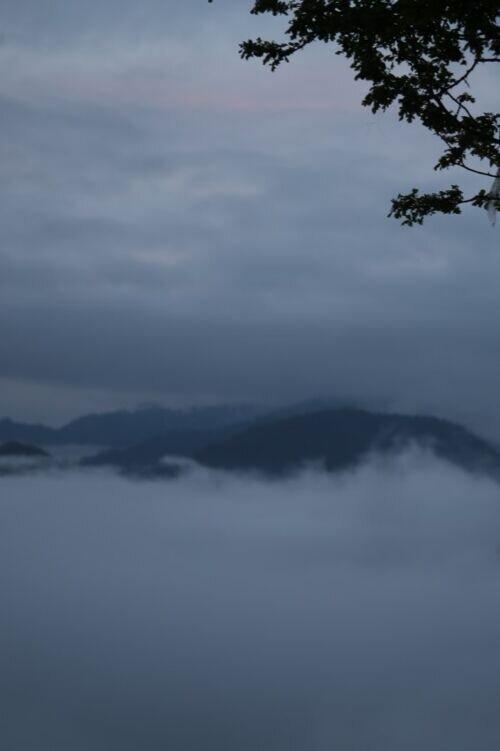 سفر به بهشت گمشده گیلان | اقیانوس ابر در ماسال