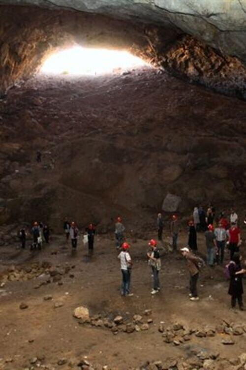 ماجراجویی  در غار رود افشان
