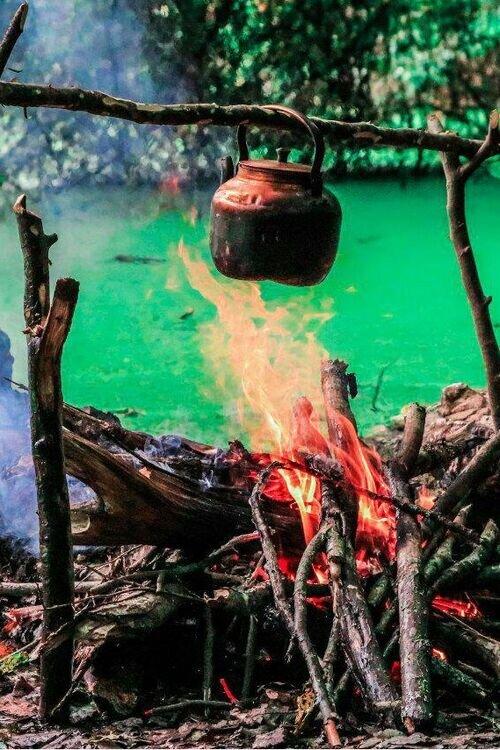 مرداب رنگی هسل (جادوی طبیعت)