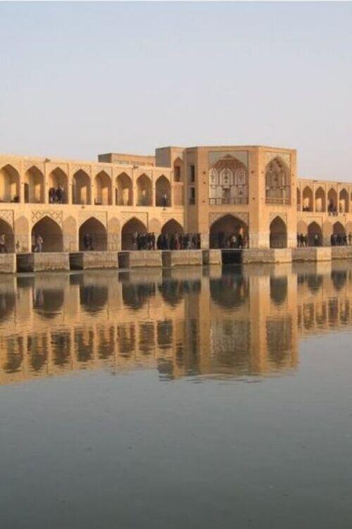 تور کویر به همراه  اصفهان  گردی