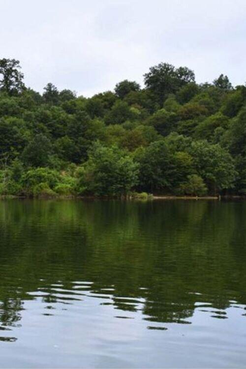 دریاچه الیمالات و ساحل کاسپین