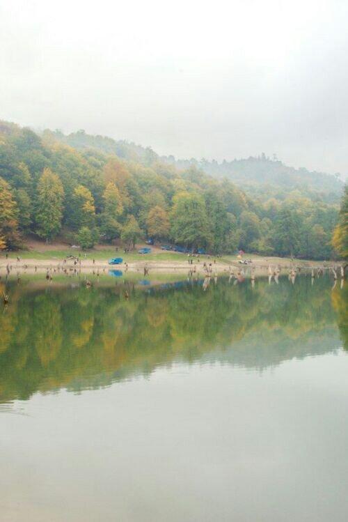 باداب سورت و دریاچه چورت