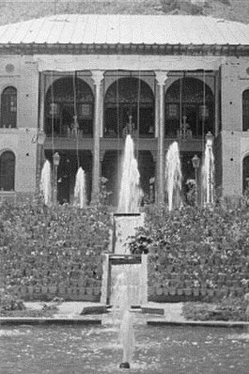 کاخ فراموش شده چالوس