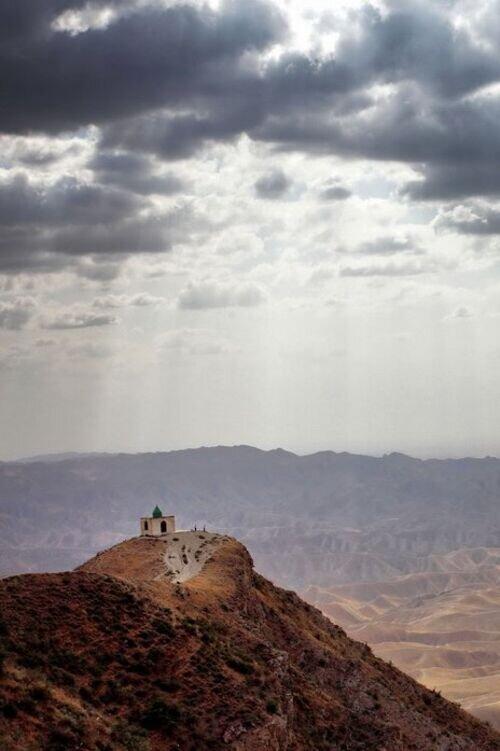 تور ترکمن صحرا تا جزیره آشوراده