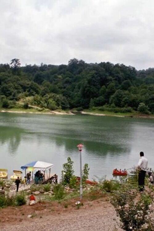 تور دریاچه الیمالات و ساحل محمود آباد