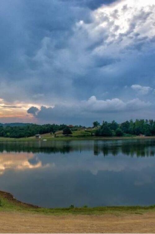 تور ماسوله و  دریاچه سقالکسار