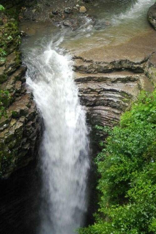 سفر به بهشت گمشده گیلان | آبشار ویسادار