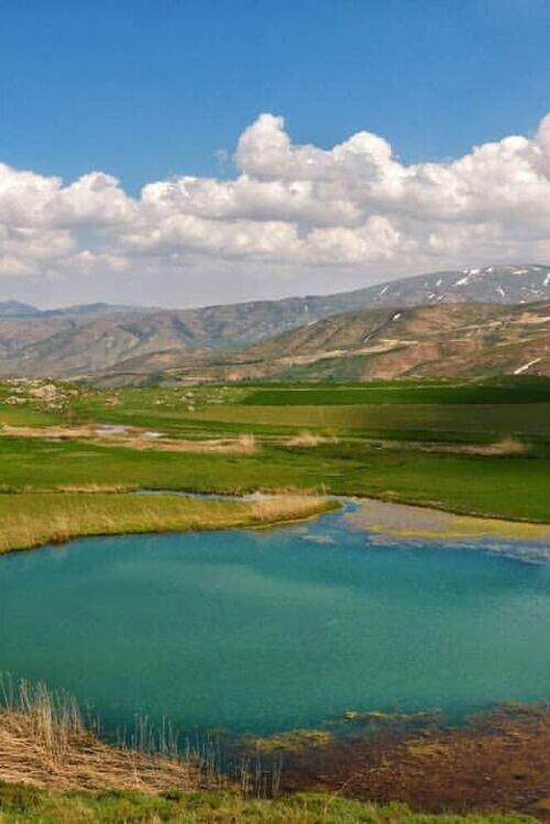 تور ارومیه و قره کلیسا تا دریاچه دالامپر