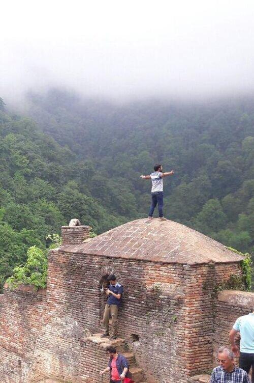 قلعه رویایی رودخان و ماسوله