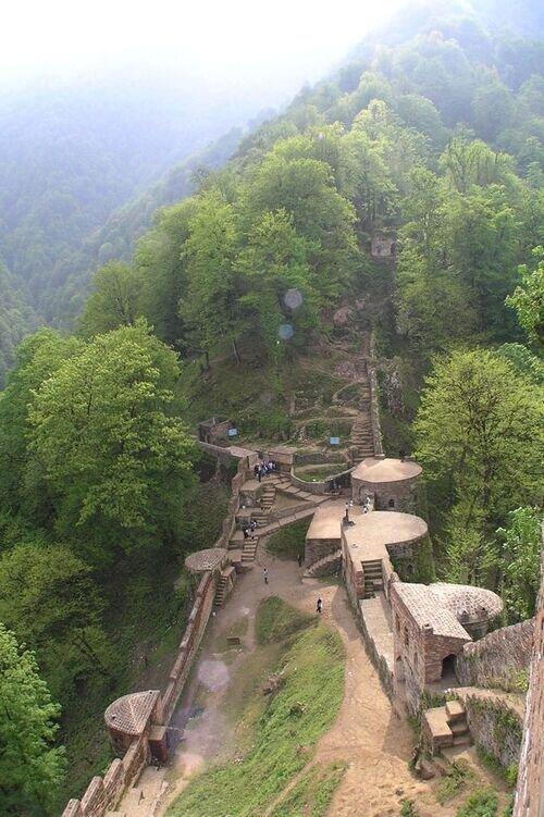 تورشاد  قلعه رودخان