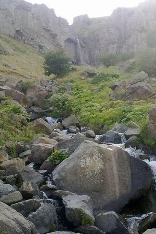 ویژه جشن تیرگان گیلان گردی منطقه لیسار