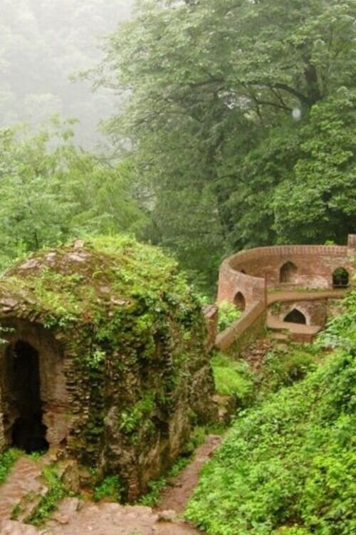ماسوله و قلعه رودخان