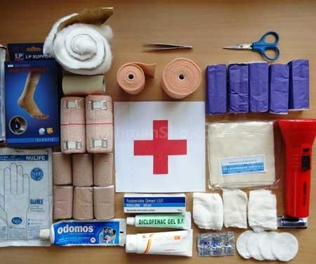 جعبه کمک های اولیه (راهنمای خرید و استفاده)